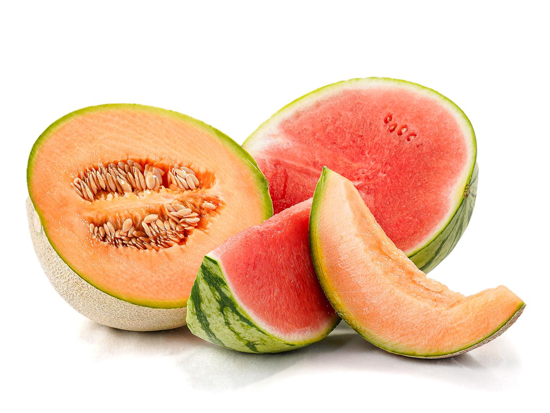 honigmelone galia melone wassermelone obst früchte